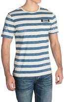 Buffalo David Bitton Narule T-Shirt - Short Sleeve (For Men)