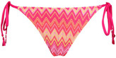 Kiwi Fuchsia Panties Swimsuit Elodie Polly PINK