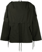 Craig Green hooded pull-over shirt