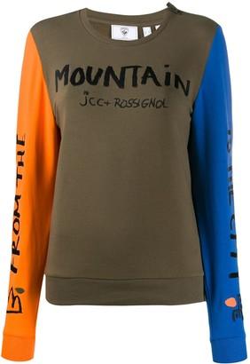Rossignol x JCC JC de Castelbajac Women JCC sweatshirt
