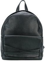 Eleventy zipped backpack