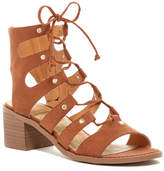 Dolce Vita Lora Gladiator Block Heel Sandal (Little Kid & Big Kid)