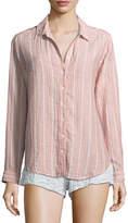 Xirena Scout Striped Lounge Shirt