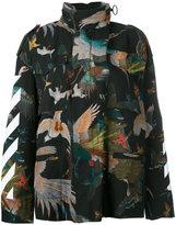 Off-White Birds Diagonal jacket
