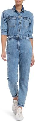 Mavi Jeans Eva Organic Cotton Denim Jumpsuit