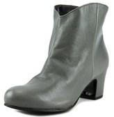 Rosamunda Sh824col1337 Round Toe Leather Ankle Boot.