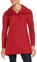 Calvin Klein Asymmetric Zip-Up Jacket
