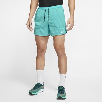"Nike Men's 5"" Brief-Lined Running Shorts Flex Stride Future Fast"
