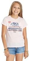 Billabong Girl's Cali Love Graphic Tee