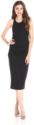 Michael Stars Women's Racerback Midi Dress