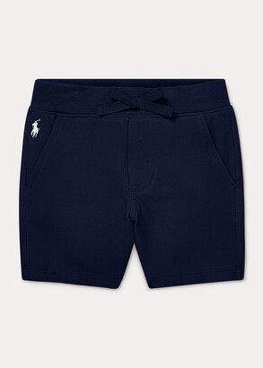 Ralph Lauren Cotton Mesh Pull-On Short