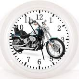 "Ikea New American Motorbikes Wall Clock 10"" Will Be Nice Gift and Room Wall Decor W387"