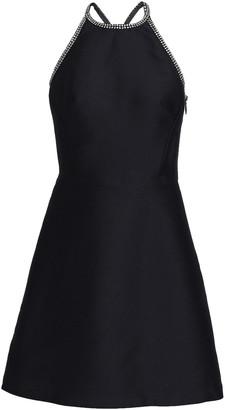 Kate Spade Embellished Woven Mini Dress