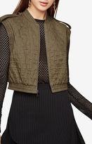 BCBGMAXAZRIA Ace Quilted Vest