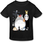 KNOT Swag Studio Ghibli Gang Kids Toddler T Shirt US Size 3 Toddler