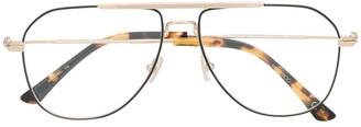 Jimmy Choo Aviator Frame Glasses