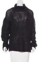 Nili Lotan Alpaca Knit Sweater