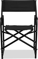 E Z Up Standard Folding Director Chair E-Z UP Frame Color: Black
