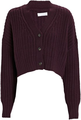 SABLYN Preston Cropped Cashmere Cardigan