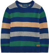 Mayoral Striped angora sweater