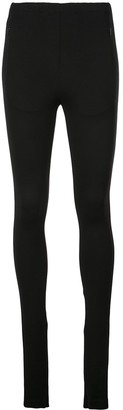 Wardrobe NYC Release 03 flared ankle leggings