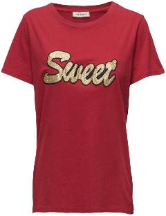 Sofie Schnoor Sweet Top Red - XS