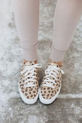 Keds Jump Kick Leopard Sneakers