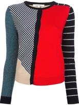 Carven patterned cardigan