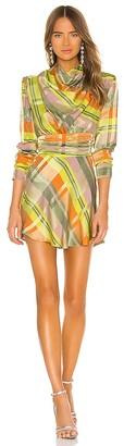 GRLFRND Leona Mini Dress
