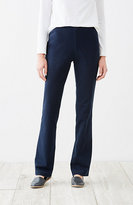 J. Jill Pure Jill Barely Boot-Cut Indigo Pants