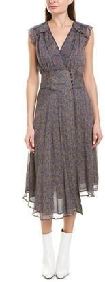 BA&SH Mery Midi Dress