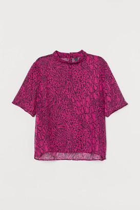 H&M Short blouse