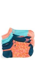 Nike Boy's 3-Pack No-Show Socks