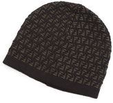 Fendi Knit Ff 3d Hat