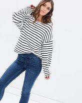 DECJUBA Alice Oversized Pullover Jumper