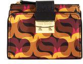 Vera Bradley Pushlock Wallet