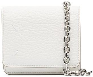 Maison Margiela mini leather bag