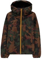 Bellerose Leonzo Camouflage Lined Blouse