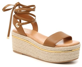Bleecker & Bond Odette Espadrille Wedge Sandal