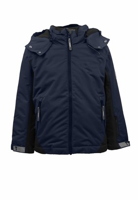 Ticket to Heaven Boy's Ski Jacke Conrad M. Abnehmbarer Kapuze Jacket