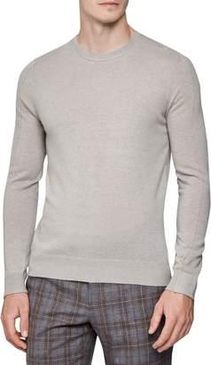 Reiss Jinks Slim Fit Crewneck Wool & Cashmere Sweater