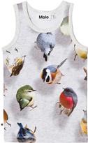 Molo Bouncing Birds Print Joshlyn Tank Top