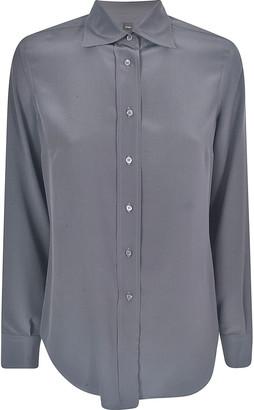 Aspesi Regular Fit Plain Shirt