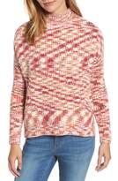Velvet by Graham & Spencer Women's Mock Neck Sweater