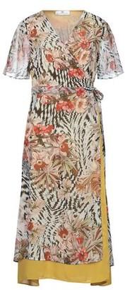 MR MASSIMO REBECCHI Knee-length dress