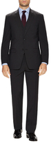 Tommy Hilfiger Solid Notch Lapel Three Piece Suit