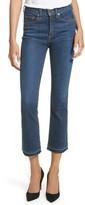 Veronica Beard Women's Carolyn Baby Boot Crop Jeans