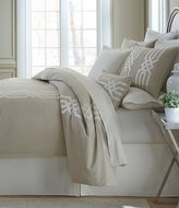 Southern Living Tynedale Embroidered Chambray Duvet Mini Set