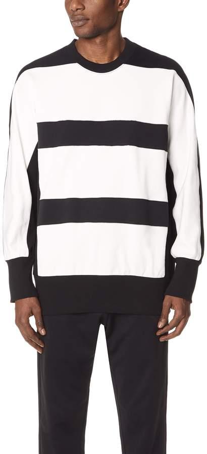 Y-3 Y 3 Bold Stripe Sweater