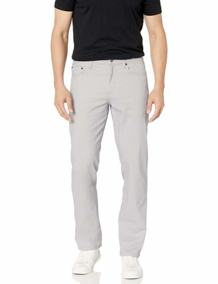 Amazon Essentials Straight-fit 5-pocket Stretch Twill Pant Casual